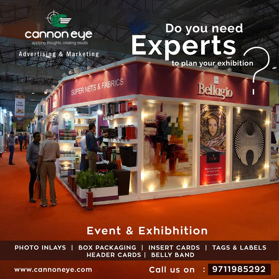 exhibition stall design companies